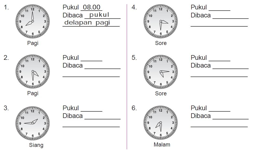 Soal Latihan Bilangan Bulat Sd Kelas 5